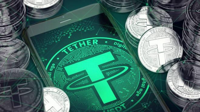 Tether criptomoeda