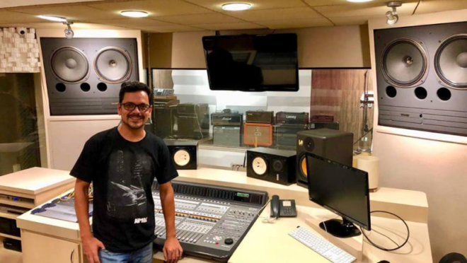 Rafael Araujo da AIMEC e Music Business Brasil Network