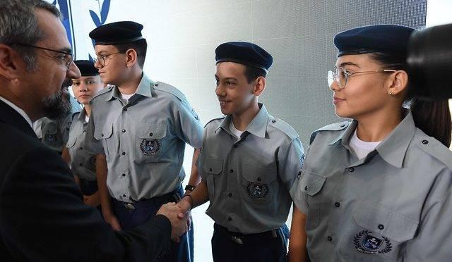Lançamento do Programa Nacional das Escolas Cívico-Militares