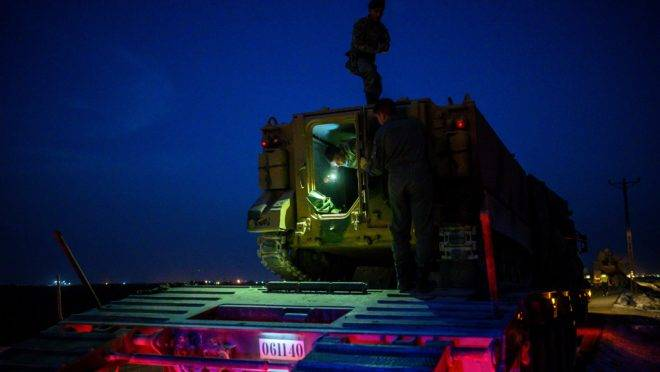 Turcos se preparam para ofensiva na Síria