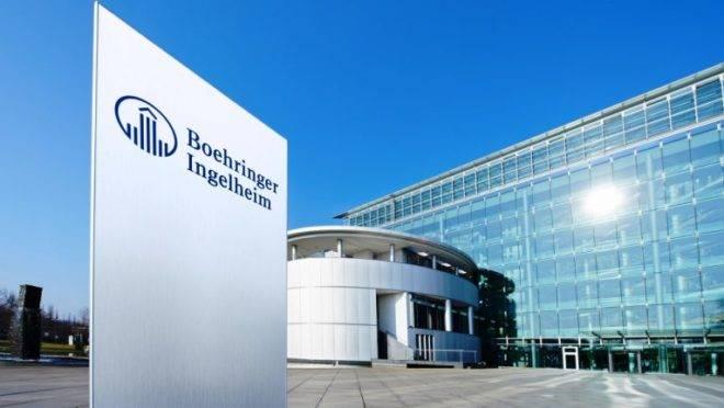 A Boehringer Ingelheim é a atual responsável pela linha de medicamentos Buscopan