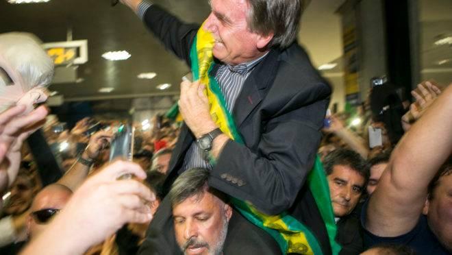 Alexandre Frota e Bolsonaro: mensagens
