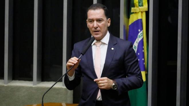 O deputado federal Vinicius Carvalho.