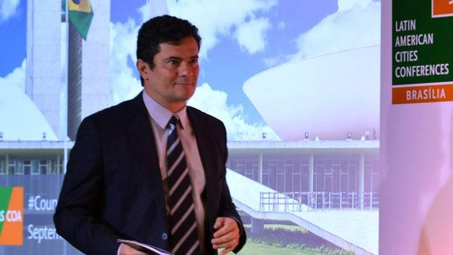 MP de Leilão de Bens de Traficantes aprovada: Sergio Moro