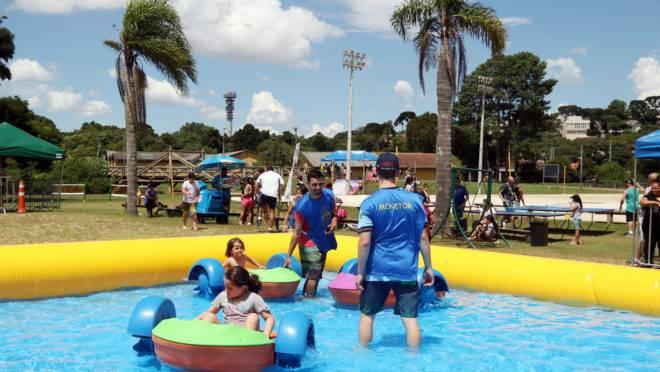 A festa no Parque Barigui é gratuita e vai das 10h às 17h.