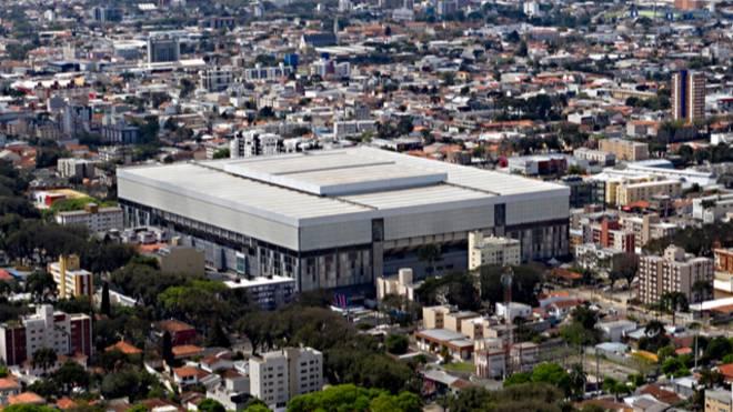 Athletico colocou a Arena da Baixada à disposição para tratamento de pacientes com covil-19