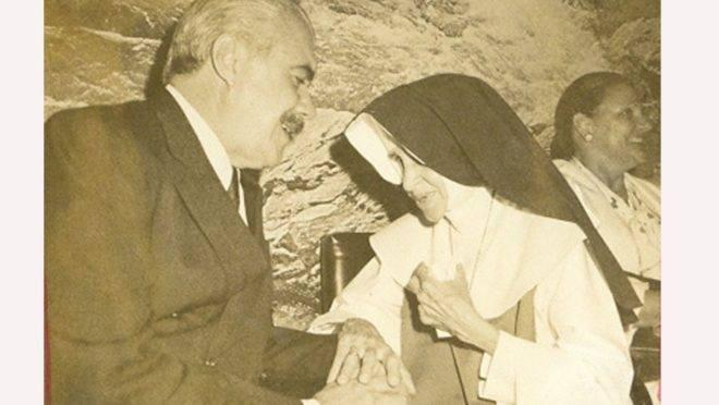 Canonização de Irmã Dulce: José Sarney