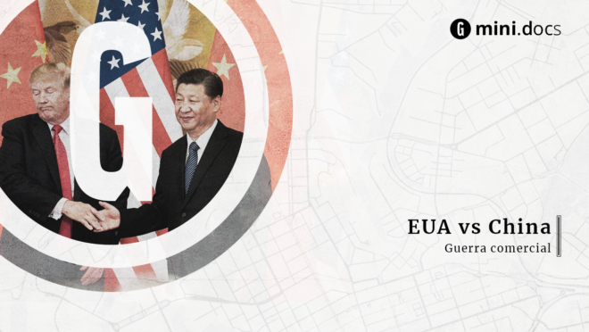 Entenda a guerra comercial EUA X China