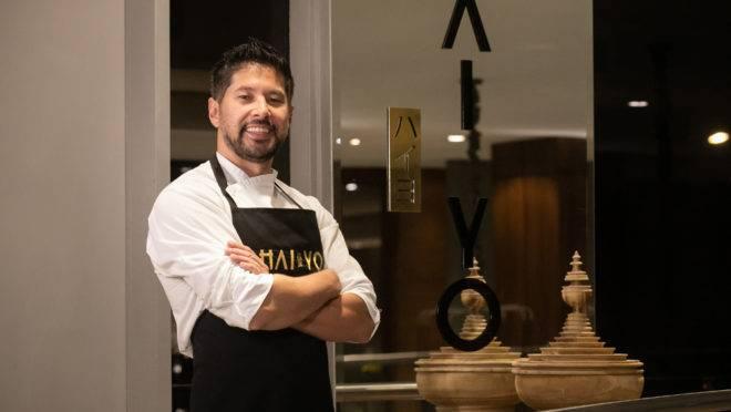 O chef 5 Estrelas Kazuo Harada comanda jantar harmonizado com champagnes Veuve Clicquot, na semana que vem, no também premiado Hai Yo.