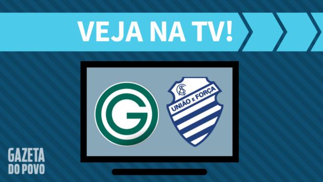 Goiás x CSA: veja na TV