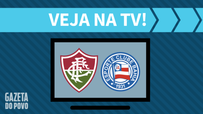 Fluminense x Bahia: veja na TV