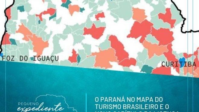 Podcast: o PR no Mapa do Turismo Brasileiro e o novo capítulo da licença-prêmio
