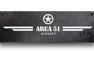 Airsoft é na Área 51