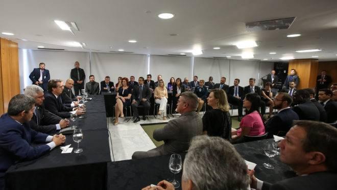 Caixa preta do PSL: Bolsonaro, deputados e senadores do PSL