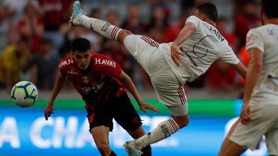 Athletico não resistiu ao Flamengo. E os dois vão, provavelmente, duelar na Supercopa em 2020