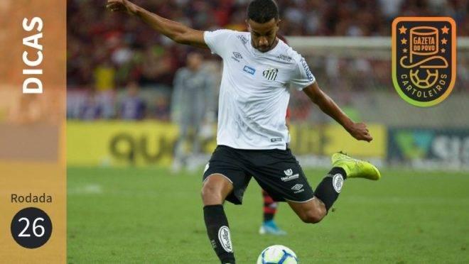 Dicas do Cartola FC 2019 – 26ª rodada: escalações e apostas