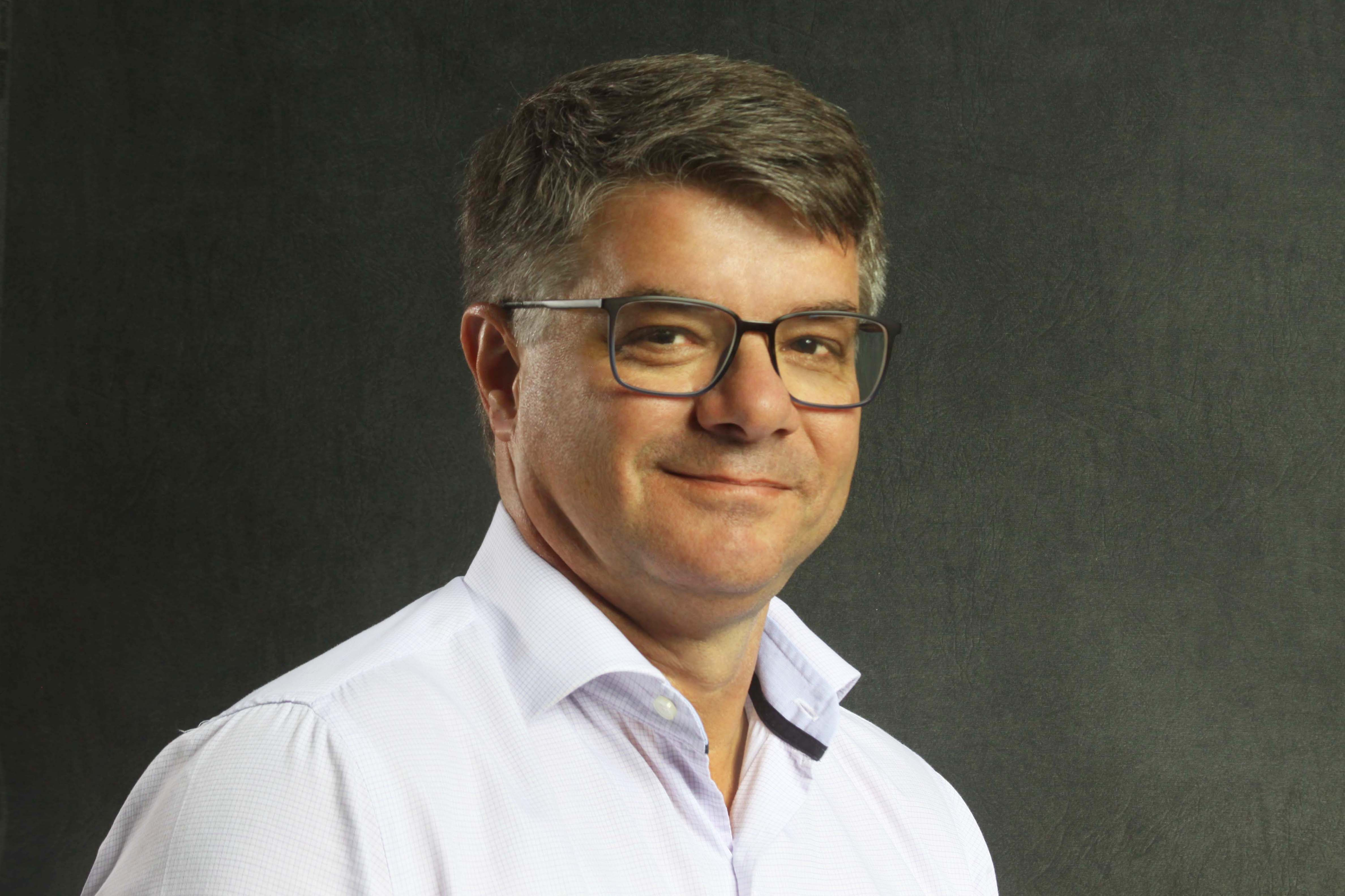 Gerson Carlos da Silva é CEO da <em>Galvão Vendas</em>. Foto: divulgação.