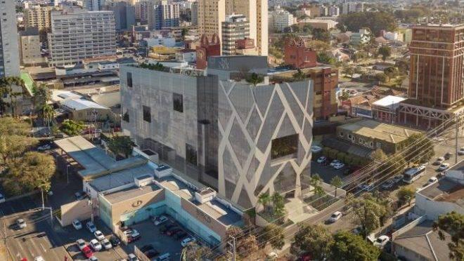 Fachada do Eco Medical Center