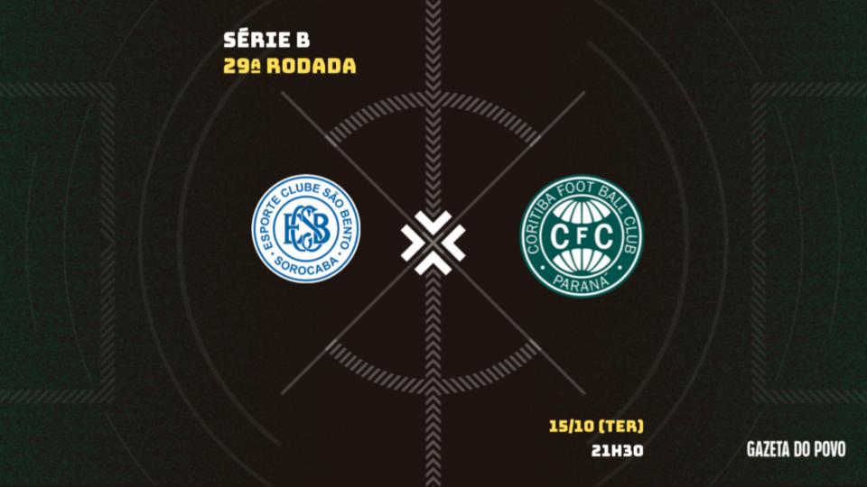 Buscando firmar-se no G4, Coxa visita o vice-lanterna São Bento: tudo sobre o jogo!