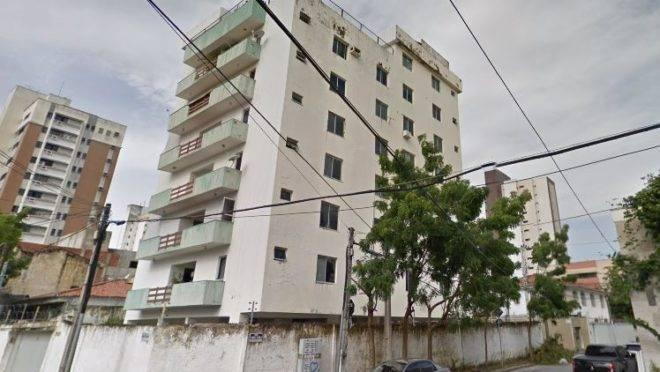 Prédio de sete andares desabou em Fortaleza