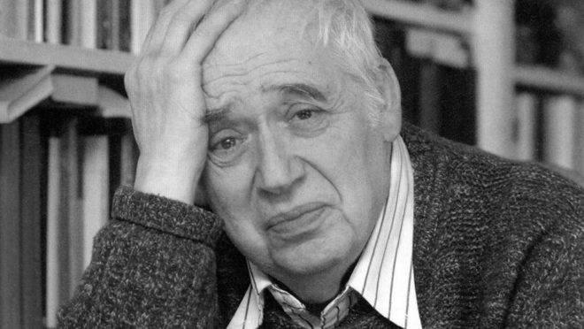 Harold Bloom, 1930-2019