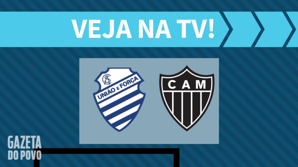 CSA x Atlético-MG AO VIVO: saiba como assistir ao jogo na TV