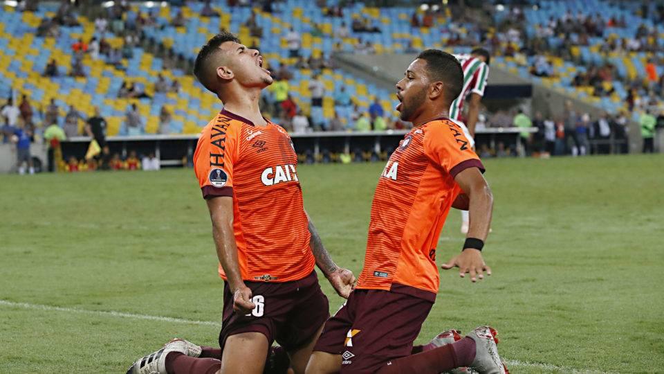 As ótimas lembranças do Athletico no Maracanã e como nasce uma foto clássica de futebol