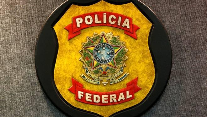 PF polícia Federal