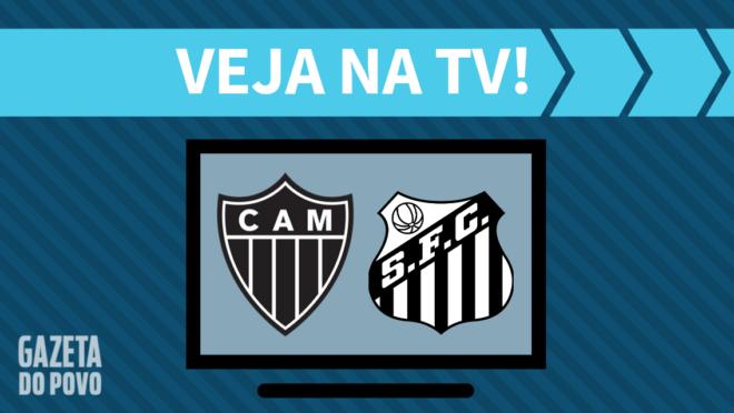 Atletico Mg X Santos Ao Vivo Como Assistir Ao Jogo Na Tv