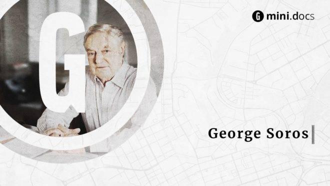 George Soros: o multibilionário que influencia a geopolítica mundial