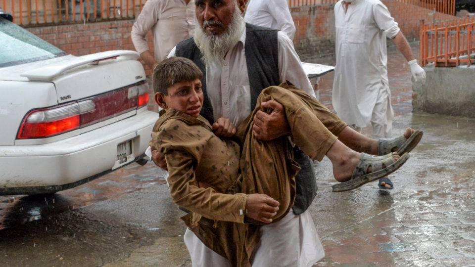 Atentado em mesquita deixa 62 mortos e 33 feridos no Afeganistão