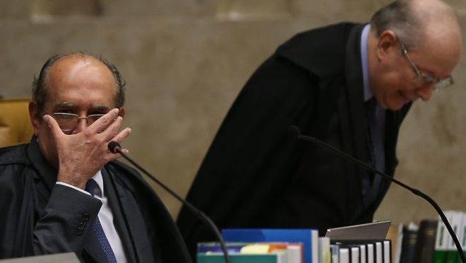 Brasília – Supremo Tribunal Federal julga pedido de habeas corpus do ex-presidente Lula (José Cruzr/Agência Brasil)