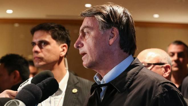 Jair Bolsonaro cumpre agenda no Japão