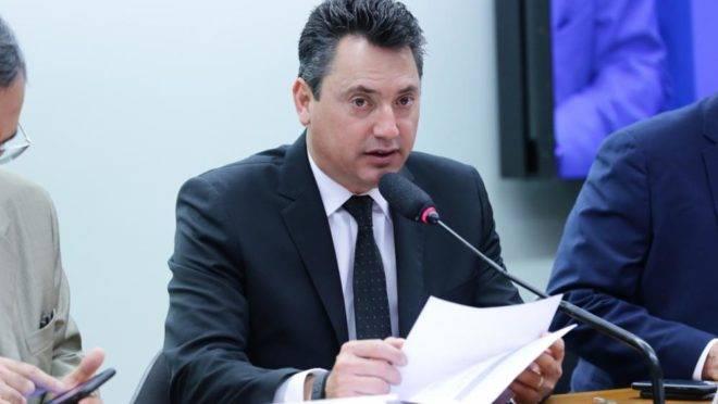 Deputado Sergio Souza (MDB)