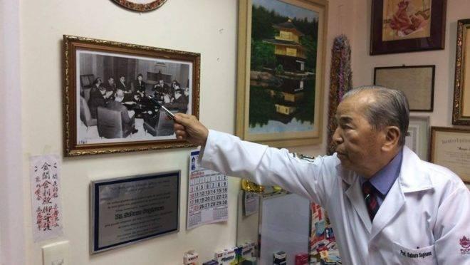 Saburo Sugisawa, um dos principais nomes da medicina no Paraná, morreu nesta segunda-feira (21).