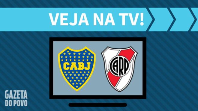 Boca Juniors x River Plate: veja na TV