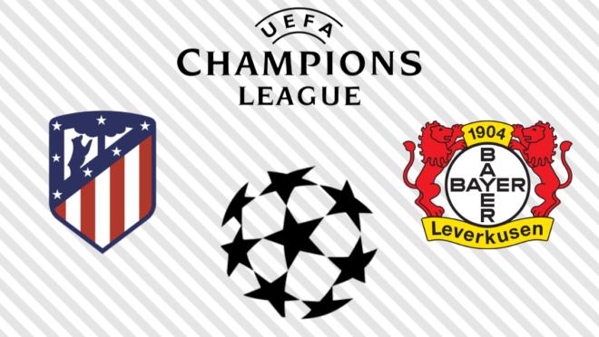 Atlético de Madrid x Bayer Leverkusen: veja na TV