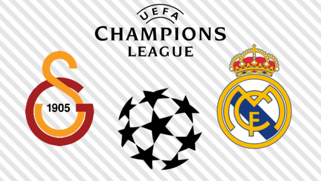 Galatasaray x Real Madrid: veja na TV
