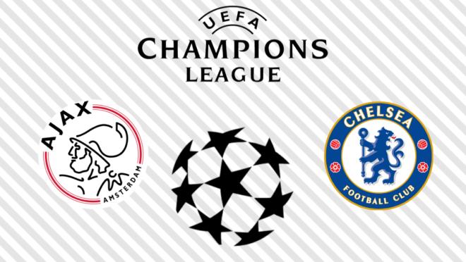 Ajax x Chelsea: veja na TV