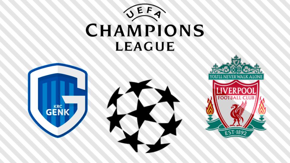 Genk x Liverpool AO VIVO: saiba como assistir ao jogo na TV e online
