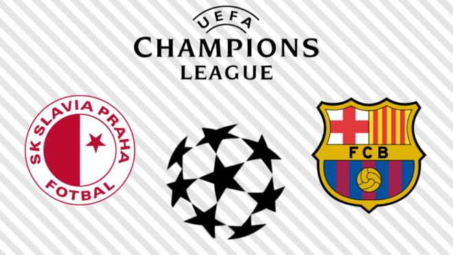 Slavia Praga x Barcelona: veja na TV
