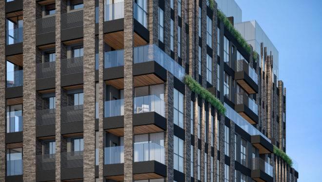 O VGV do empreendimento é de R$ 50 milhões. Os apartamentos começam custando R$ 609.827,40 e chegam a opções no valor de R$ 1.826.375,69
