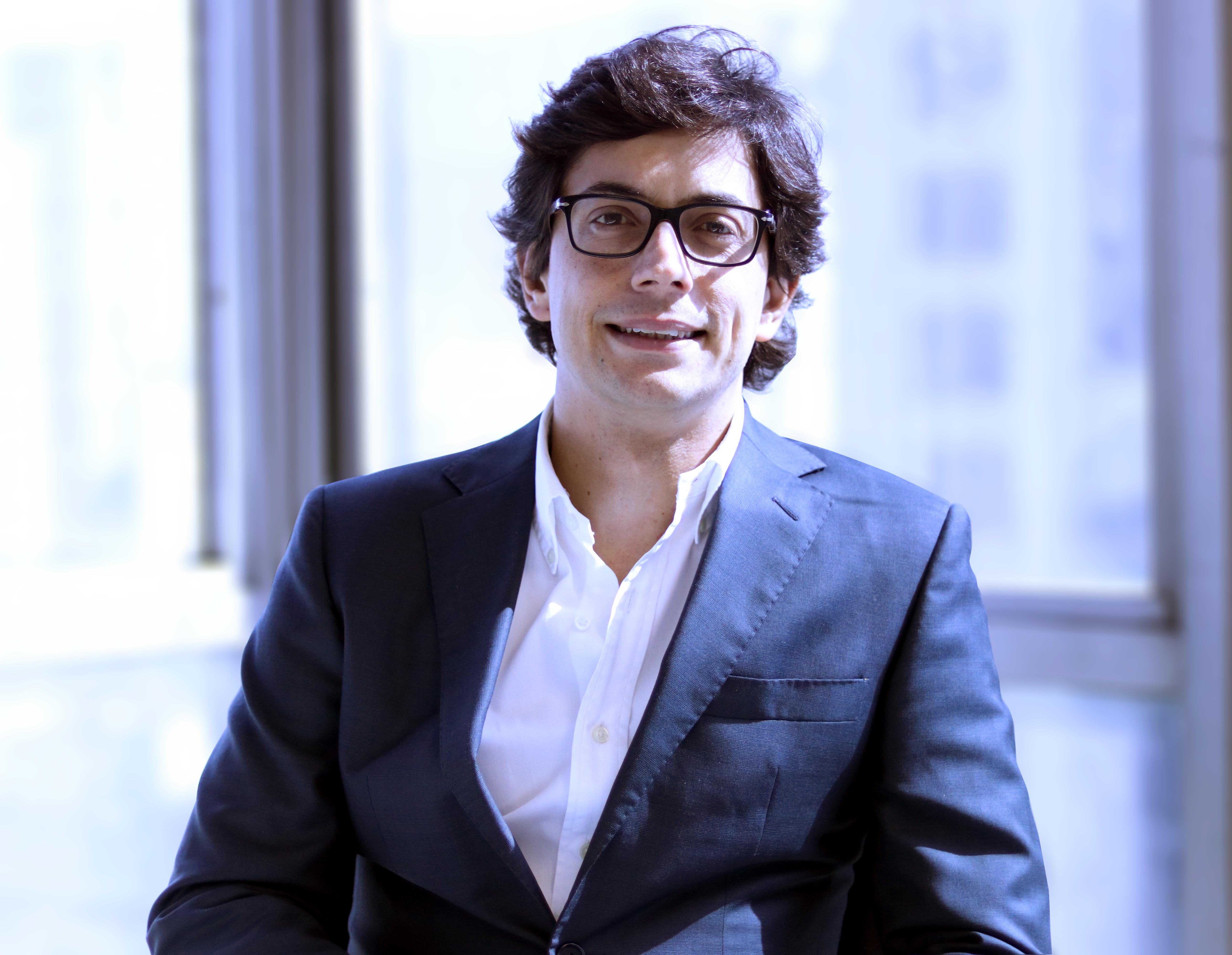 Eduardo Guerra é diretor de expansão da rede <em>Giraffas</em>. Foto: divulgação.