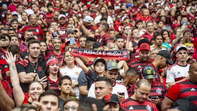 Foto: Alexandre Vidal & Marcelo Cortes/Flamengo