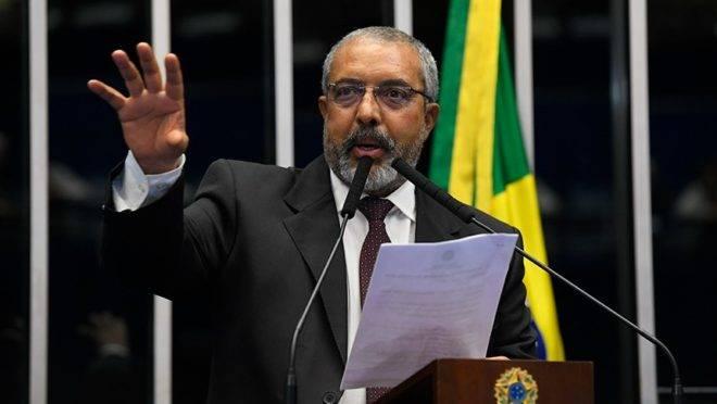 Senador Paulo Paim, do PT.
