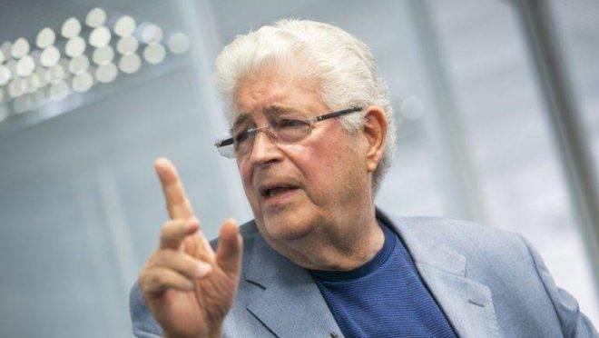 Ex-senador Requião (MDB)