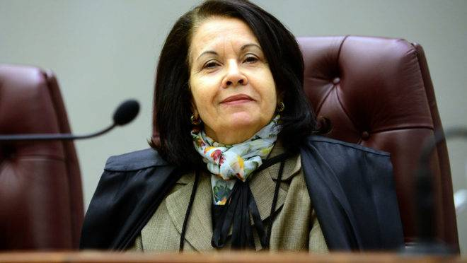 Ministra do STJ Laurita Vaz