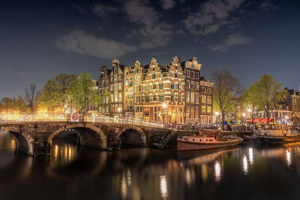 Amsterdã. Foto: Pixabay