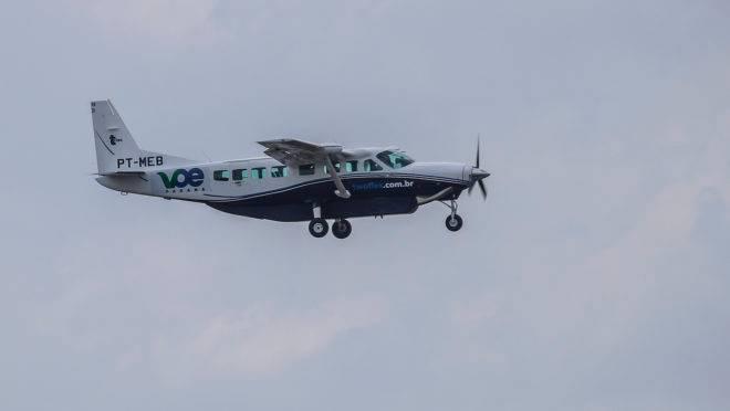 Cessna 208 Grand Caravan Voe Paraná