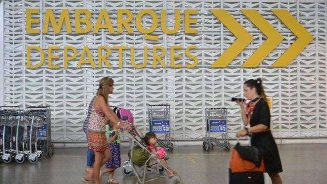 Aeroporto Internacional de São Paulo